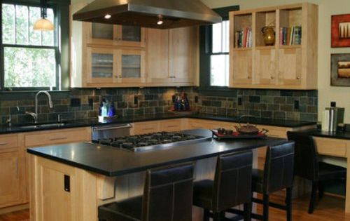 kitchen islands with stove and seating kitchen pinterest stove island stove and kitchen. Black Bedroom Furniture Sets. Home Design Ideas