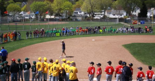 Eye On Danbury Opening Day For Youth Baseball Youth Baseball Opening Day