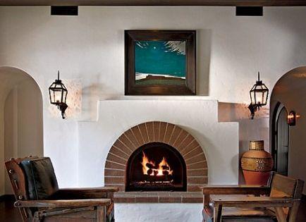 Razmataz Diane Keaton 39 S Beverly Hills Spanish Colonial Revival Home Spanish Revival
