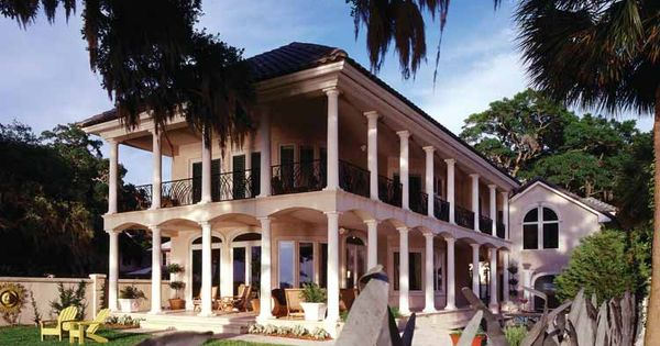 French-quarter Style Homes