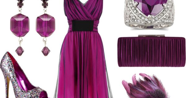 Purple is my second favorite color. So I love all of this!