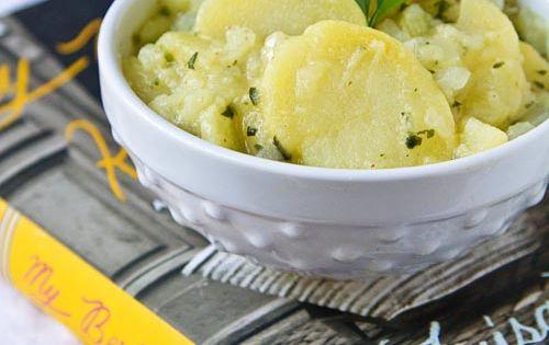 Luisa's German Potato Salad | Potato salad, Salad recipes ...