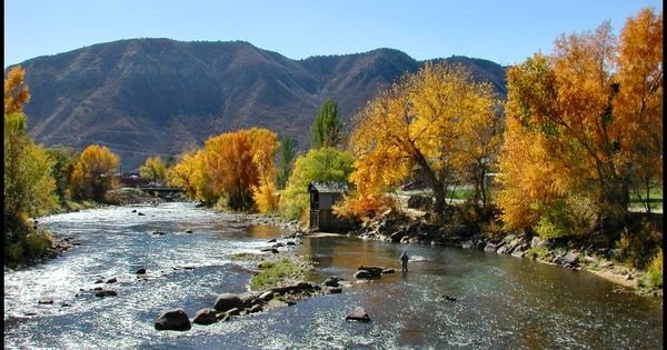 Durango, Colorado during Fall. Was here in the summer too - beautiful