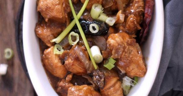 Stir Fried Chicken in Chili, Soy Sauce | Stir Fry | Pinterest | Fried ...