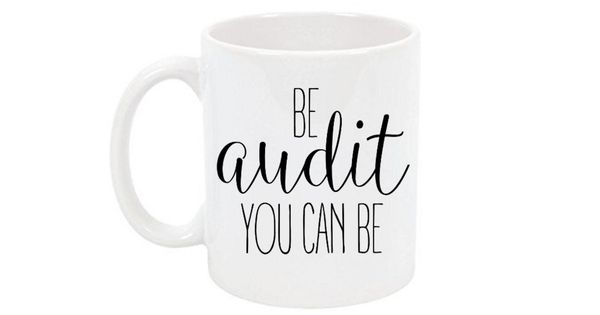 Be Audit You Can Be Mug Funny Joke Gift For Accountant Accounting Bookkeeper