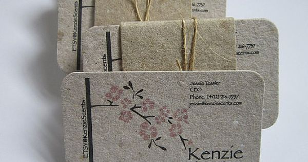 Rounded Corner Business Cards Handmade Paper Business Cards Etsy Handmade Paper Business Cards Eco Friendly Business Cards Recycled Paper Business Cards