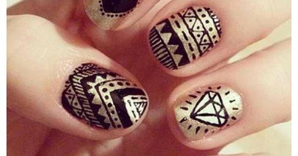 nail art Beautiful nail art design polish nail nailart art polish nailpolish