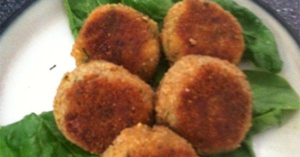 Sausage Spinach Rice Balls Recipe Spinach Rice Sausage Rice Balls