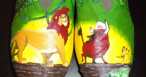 The Lion King Toms. WHY DONT I HAVE THESE