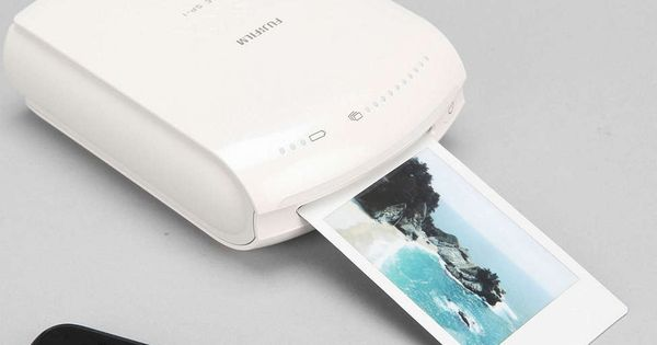 { Fujifilm INSTAX Instant Smartphone Printer - Urban Outfitters }