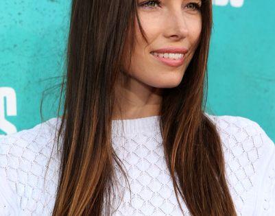 Jessica Biel in 2012 MTV Movie Awards - Red Carpet ... Jessica Biel