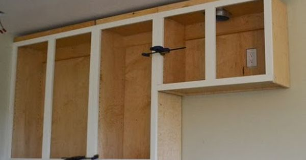 How To Install Kitchen Cabinets Installing Kitchen Cabinets Installing Cabinets Kitchen Remodeling Projects