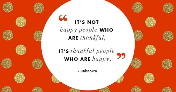 Happy Thanksgiving!   Be Thankful. Be Happy.
