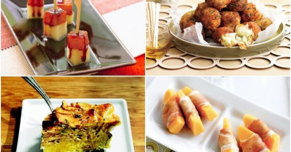 pineapple manchego skewers recipes dishmaps pineapple manchego skewers ...