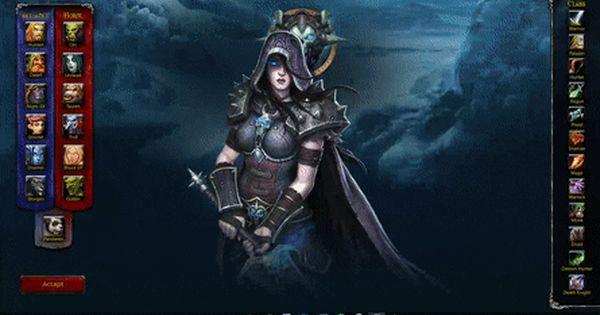 World Of Warcraft Rainmeter Interactive Wallpaper Worldofwarcraft Blizzard Hearthstone Wow Warcraft World Of Warcraft World Of Warcraft Wallpaper Warcraft