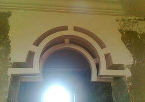 DECOR couloir - Faux Plafond Platre Marocain | Decoration ...