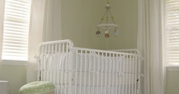Favorite paint colors light green nursery benjamin for Benjamin moore light green