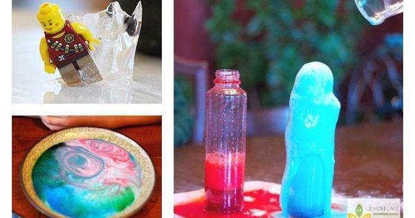 Best Science Experiments for Kids - Lemon Lime Adventures