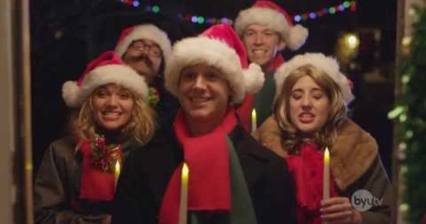 Celine Dion Goes Christmas Caroling Studio C Youtube With Images Studio C Studio C Videos Studio C Youtube