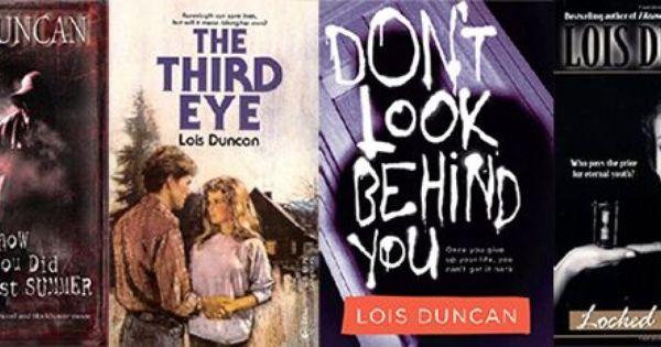 Teen Thriller Books 16