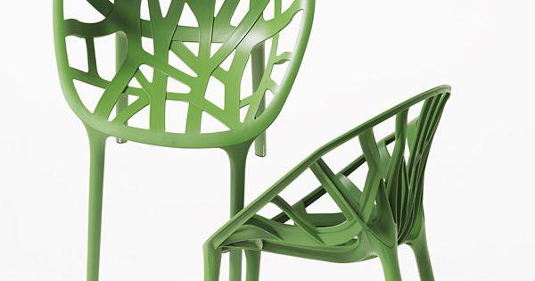 la chaise vegetal de ronan et erwan bouroullec dit. Black Bedroom Furniture Sets. Home Design Ideas