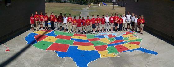 Us Map Playground Stencil Playground Stencils   World & US Map Stencil Painting   School