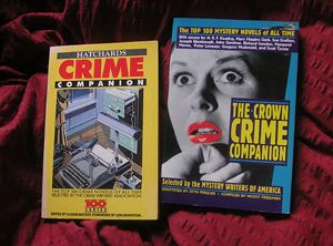 The Top 100 Crime Novels Of All Time Wikipedia The Free