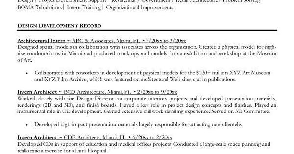sample resume for internship in finance resume pinterest finance