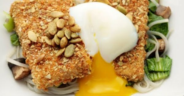 ... Taylor on recipes | Pinterest | Tofu, Rice Noodles and Poached Eggs