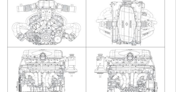 Character Design Engine : Enzo engine g  design engines cia