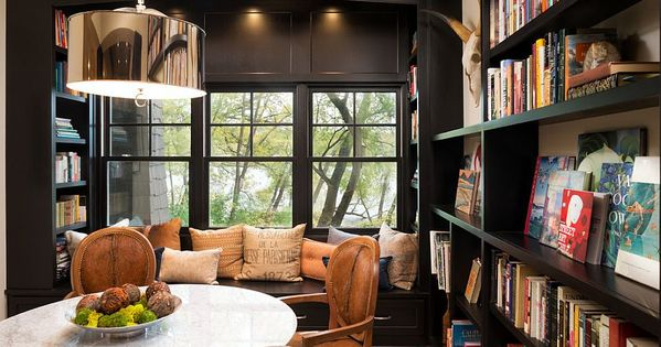 25 Dining Rooms And Library Combinations Ideas