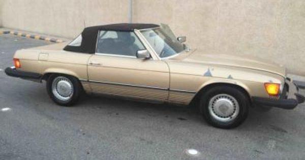 للبيع سيارة مرسيدس بنز كوبيه كشف 1982 في الدمام Car Vehicles