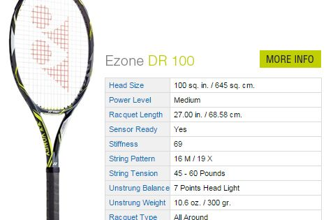 Yonex Ezone Dr 100 Tennis Racquet Specs Yonex Ezone Dr 100 Tennis Racquet Tennis Decor Tennis Racket Cake T Tennis Drills Tennis Racket Cake Babolat Tennis