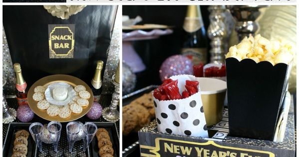 New year 39 s eve slumber party for kids for kids kids fun for Fun new years eve party ideas