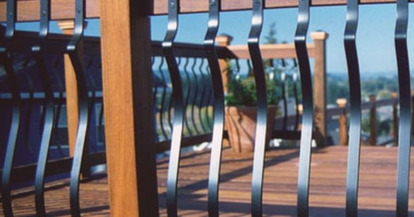 Alternative Porch Railings Most Frequently When