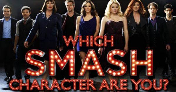 Personality Quiz Which Smash Character Are You Nbc Smash Christian Borle Smash
