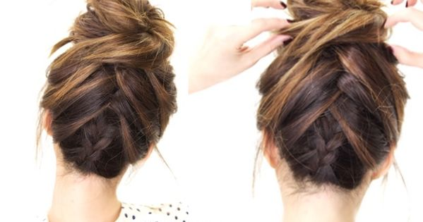 Hairstyles Braids Tumblr Step By Step: In This Step-by-step Hair Tutorial, I'm Going To Show You