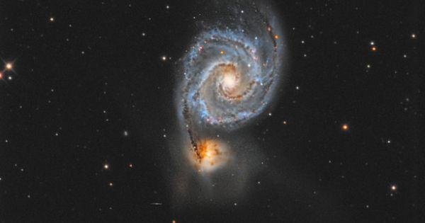 hand ghost nebula - photo #38