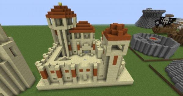 Desert Fortress Creation 5719 Minecraft Designs Minecraft Creations Minecraft Blueprints