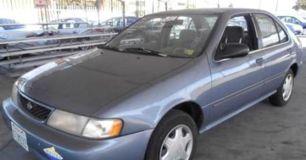 1800 1998 Nissan Sentra Gxe In California Near Los Angeles Nissan Sentra Nissan Cheap Cars For Sale