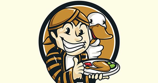 Check Out New Work On My Behance Portfolio Java Restaurant Logo Http Be Net Gallery 58961131 Java Restaurant Logo Restaurant Logo Character Cartoon Logo