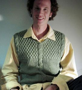 Manly Men Wear Crochet Sweaters 10 Free Patterns Crochet Vest Pattern Crochet Men Crochet Sweater Free