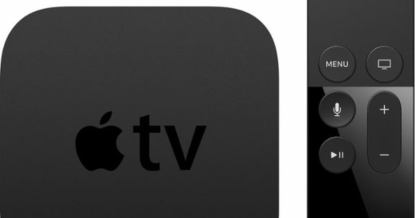 Apple Apple Tv 64gb 4th Genaeration Latest Model Black Front Zoom Apple Tv Tv Accessories Apple Products