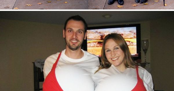The 25 best Couple Halloween Costumes. Love the Mary Poppins!