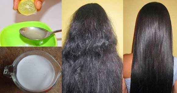 I Tried This Home Remedy I Read On Internet To Straighten Hair It Is Amazing Coconut Oil Hair Mask Diy Hair Mask For Growth Hair Mask