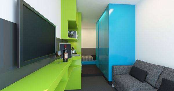 The Pods Christchurch Worker Accommodation
