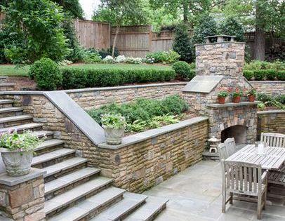 How To Landscape Uphill Backyard U2013 Izvipi.com