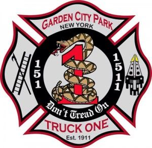 Garden City Park Fire Department Truck One With Images