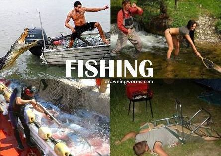 10 fishing memes to help pass the time pics seasons for Hunting and fishing times