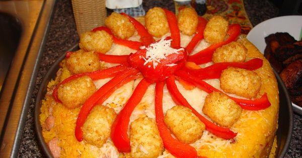 Arroz imperial ingredientes 3 tazas de arroz pollo for Azafran cuban cuisine